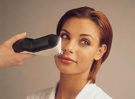 laserapparaat voor gezicht